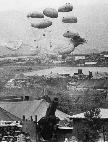 U.S. Supplies Aid to South Vietnam