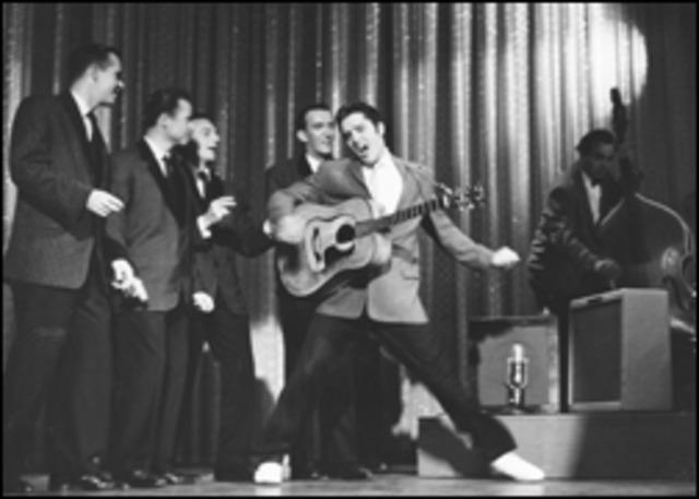 Elvis Appears on Ed Sullivan Show