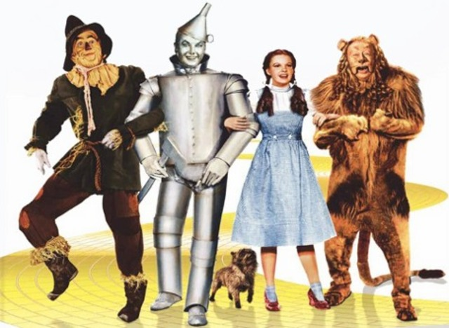 """""""Wizard of Oz"""" was 1st televised"""