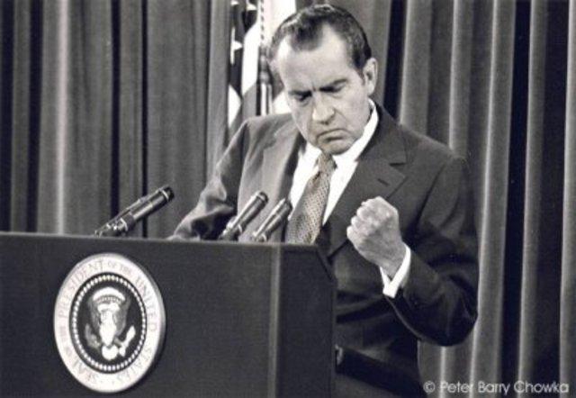 Nixon Is Elected President