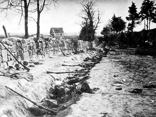 Battle of Federicksburg
