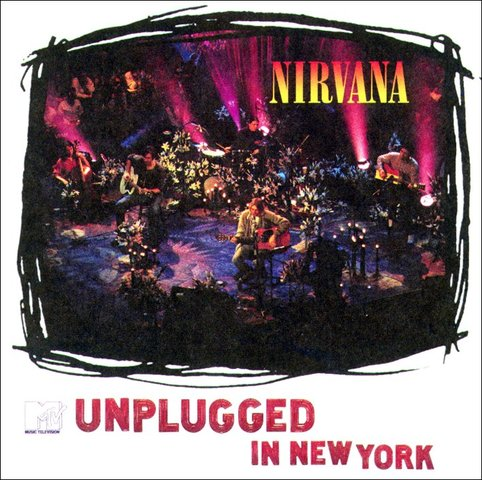 Nirvana aired on MTV Unplugged
