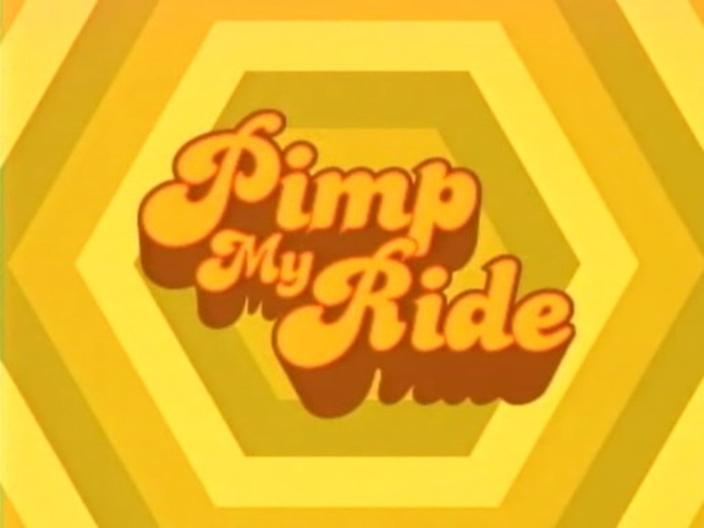 Pimp My RIde was first aired