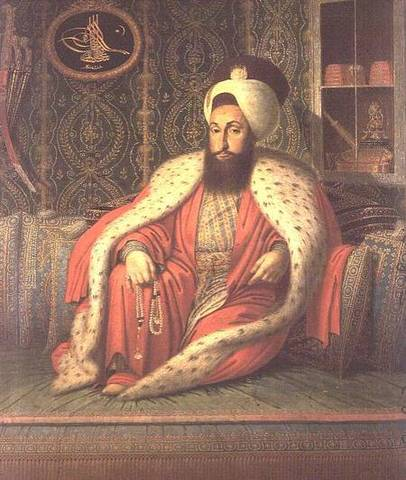 Sultan reaction to Armenian Political Reform