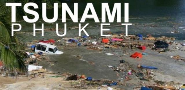 Tsunami in Phuket