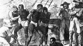 Slavery from 1619-1964 timeline