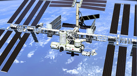 NASA International Space Stations timeline
