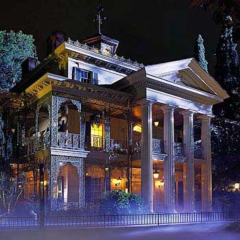 First Haunted House