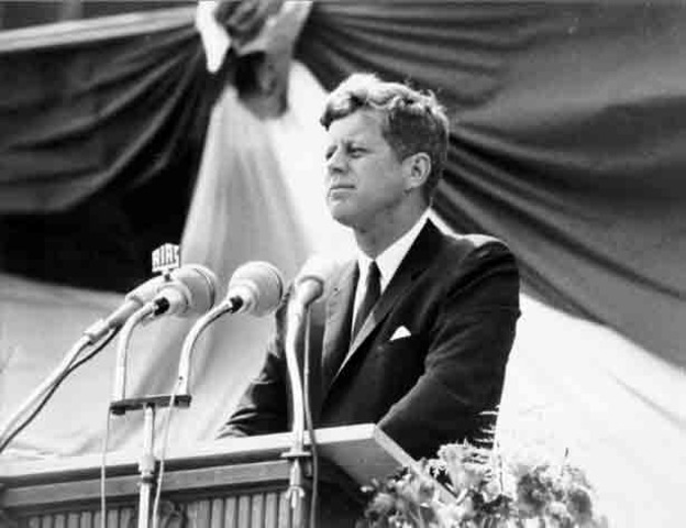 Kennedy Elected President
