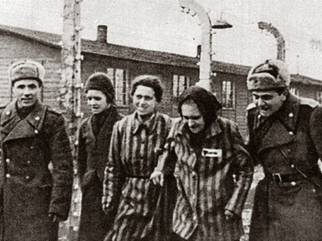 Soviet Frees C. Camps