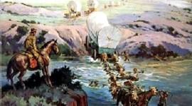 The Santa Fe Trail  timeline