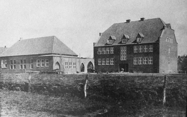 Neubau der Martinischule