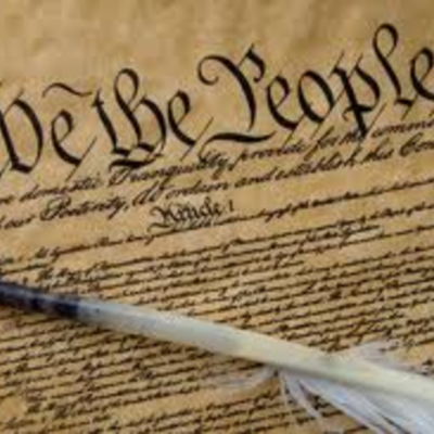 Constitutional Amendments timeline