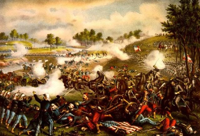 1st Battle of Bull Run