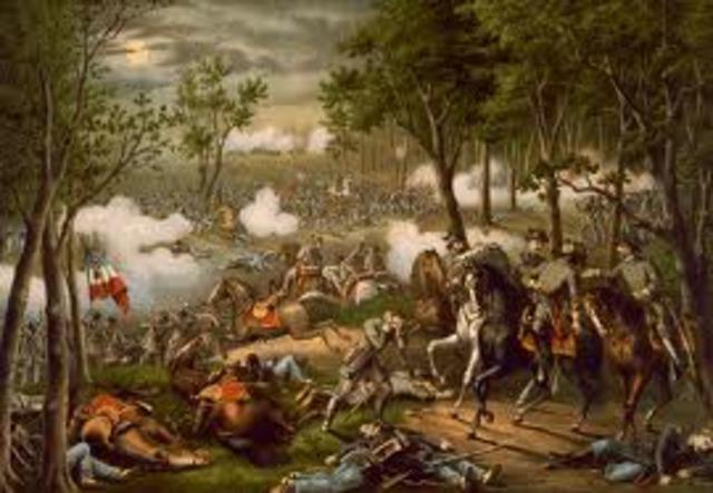 Battle of Chancellorville