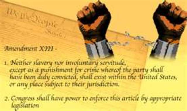 Ratification of the Thirteenth Amendment