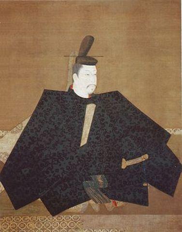 Yorimoto Becomes Shogun.