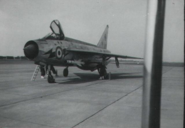 111 Sqn. Re-equips with Lightning F1A's  Wattisham