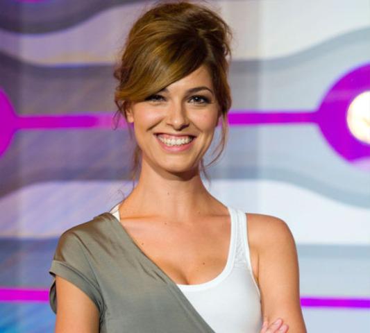 Cristina Urgel, nueva reportera