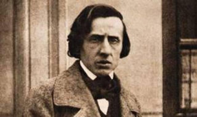 Frédéric Chopin's birth