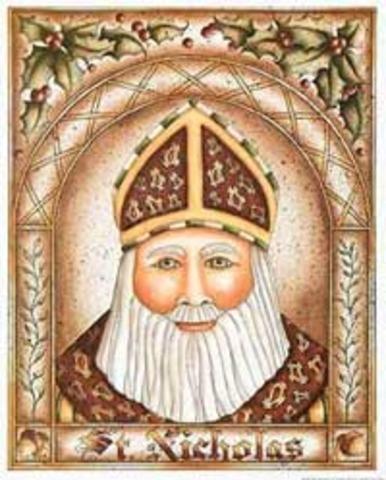 St. Nicholas Died