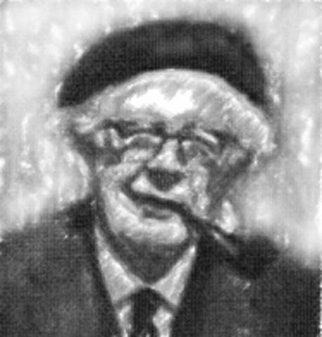 Piaget: Director, Centro Internacional de Epistemología Genética, Ginebra.