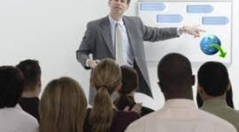 Presentations: Course Schedule timeline