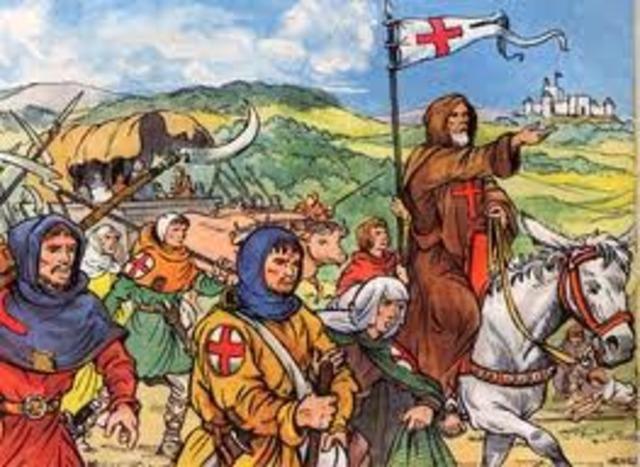 Primera cruzada