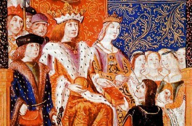 Se unen los reinos de Castilla y de Aragón