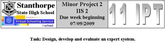 IIS II - Project 2