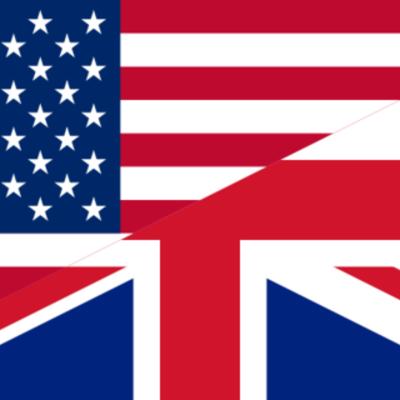 The battle of the English Language timeline
