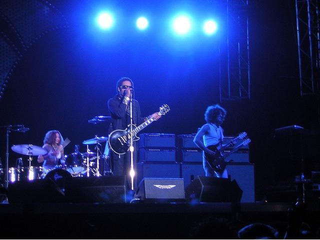 Lenny Kravitz en Chile