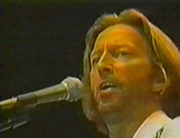 Eric Clapton en Chile