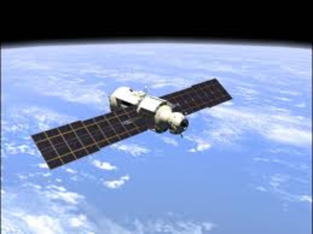 First Module for International Space Station Launched