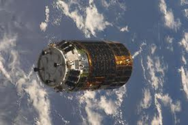 Seventh Module For International Space Station was launched