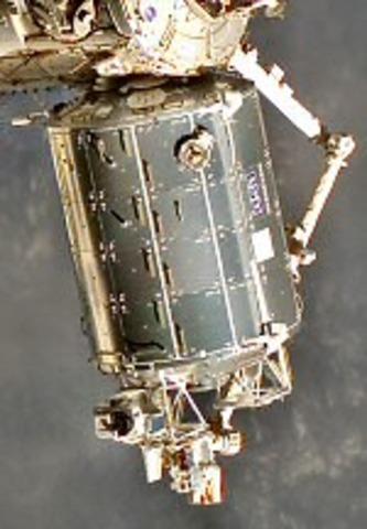 8th Module Sent for the International Space Station.
