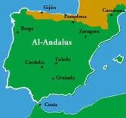 Origen del al-Andalus