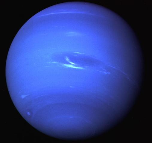 Neptune discovered