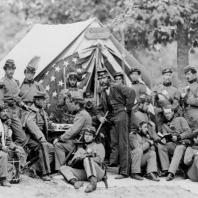 Civil War Outline timeline