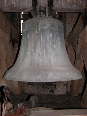 2nd church bell made in Bury St E
