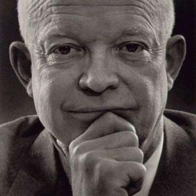 Dwight D. Eisenhower Important Moments timeline