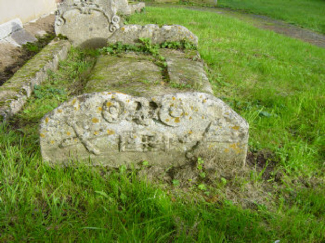 1681: earliest gravestone date