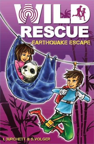 Wild Rescue Earthquake Escape