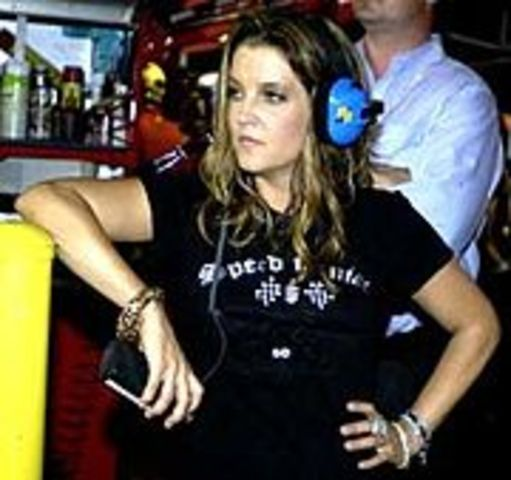 Married with Lisa Marie Presley