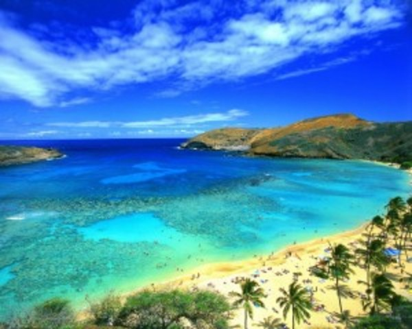 Hawaii Becomes a State