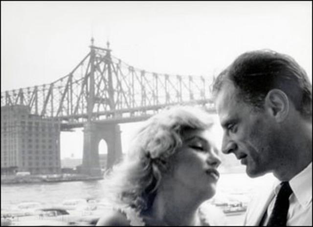 Marylin Monroe Marries Arthur Miller