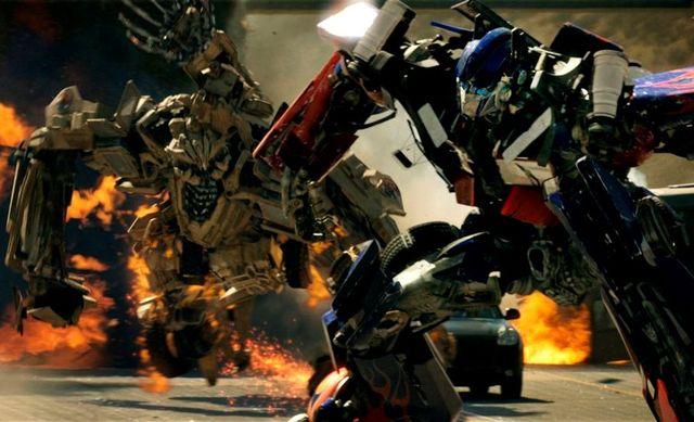 Transformer's movie soundtrack