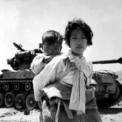 How the Korean War Began timeline