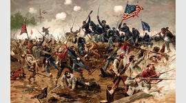 The Civil War timeline