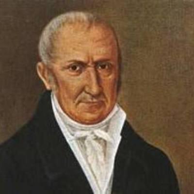 Life History Of Alessandro Volta timeline